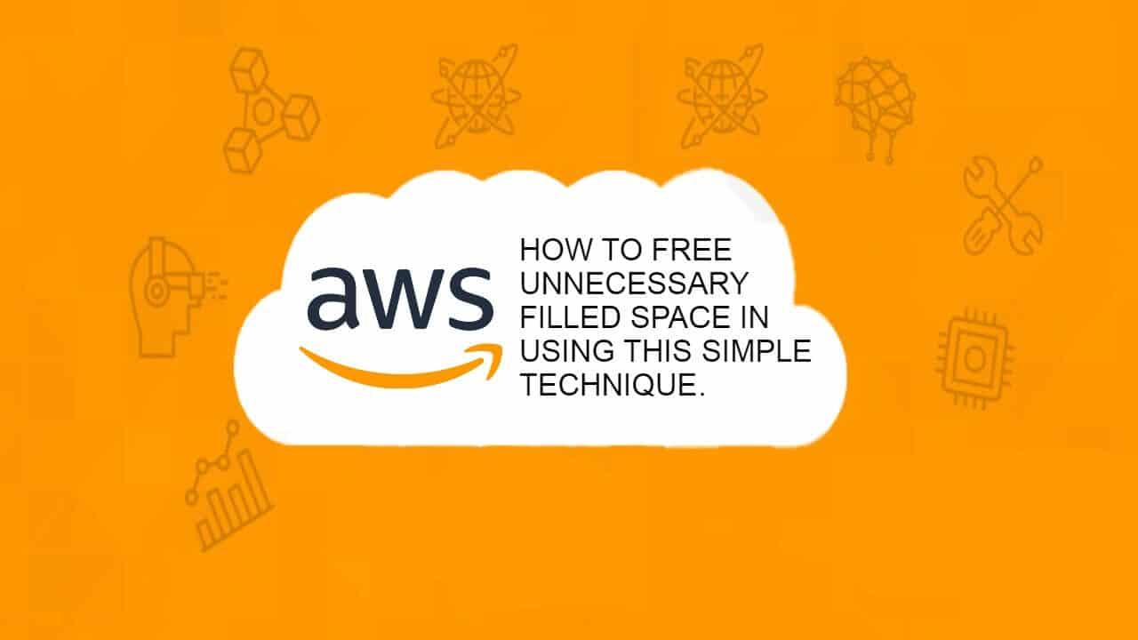 Clean Up AWS EC2 Storage